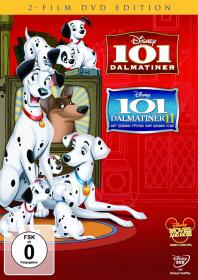 101 Dalmatiner / 101 Dalmatiner II: Auf kleinen Pfoten zum großen Star! (2 DVDs)