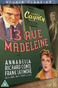 13 Rue Madeleine (1947) [UK Import]