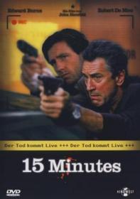 15 Minutes (2001) [FSK 18]