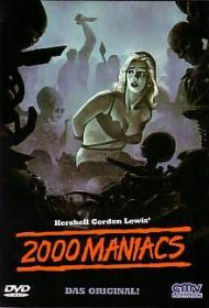 2000 MANIACS - DAS ORIGINAL! (OmU) (1964) [FSK 18]