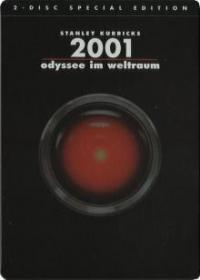 2001: Odyssee im Weltraum (Special Edition, 2 DVDs im Steelbook) (1968)