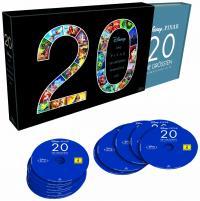 20 - Disney und Pixar - Die größten Animations Hits (Limited Edition) [Blu-ray]