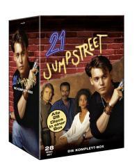 21 Jump Street - Die komplette Serie (28 DVDs)