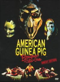 American Guinea Pig: Bouquet of Guts and Gore (Limited Mediabook, 2 DVDs, Cover A) (2015) [FSK 18]