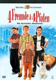 4 Freunde und 4 Pfoten - Ein tierisches Abenteuer (2003)