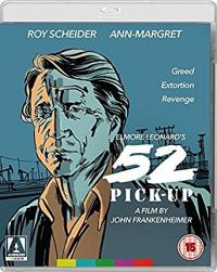 52 Pick-Up (Blu-ray+DVD) (1986) [FSK 18] [UK Import] [Blu-ray]