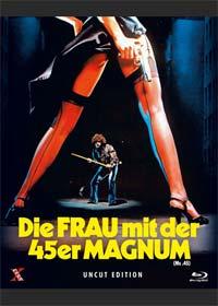Die Frau mit der 45er Magnum (Limited Edition im Schuber) (1981) [FSK 18] [Blu-ray]