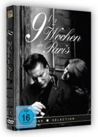 9 1/2 Wochen in Paris (Limited Mediabook) (1997)