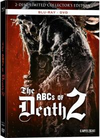 ABCs of Death 2 (Limited Uncut Mediabook, Blu-ray+DVD) (2014) [FSK 18] [Blu-ray]