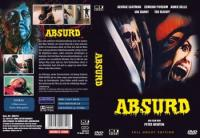 Absurd (Kleine Hartbox, Cover A) (1981) [FSK 18]