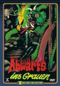 Abwärts ins Grauen (Kleine Hartbox, Uncut) (1985) [FSK 18]