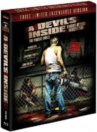 A Devil's Inside - The Perfect House (Limited 2 Disc Uncut Edition) (2010) [FSK 18] [Blu-ray]