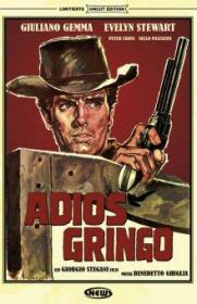 Adios Gringo (Große Hartbox, Limitiert auf 222 Stück) (1965) [FSK 18]