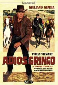 Adios Gringo (Uncut, Cover A) (1965) [FSK 18]