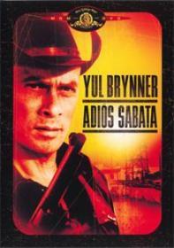 Adios Sabata (1971)