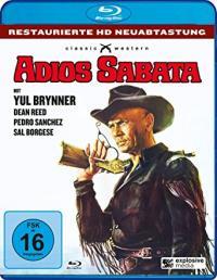 Adios Sabata (Special Edition) (1971) [Blu-ray] [Gebraucht - Zustand (Sehr Gut)]