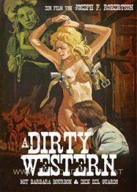 A Dirty Western (kleine Hartbox) (Cover A) (1973) [FSK 18]