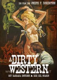 A Dirty Western (kleine Hartbox) (Cover A) (1973) [FSK 18]
