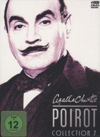 Agatha Christie - Poirot Collection 7 (4 DVDs)