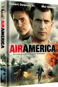 Air America (Limited Mediabook, Cover Foto) (1990) [Blu-ray]