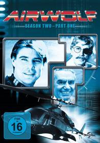 Airwolf - Season 2.1 (3 DVDs) (1984)