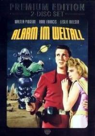 Alarm im Weltall (Premium Edition, 2 DVDs) (1956)