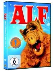 ALF - Die komplette erste Staffel (4 DVDs)