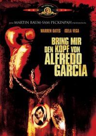 Bring mir den Kopf von Alfredo Garcia (1974) [UK Import mit dt. Ton]