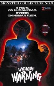 Alien Shock - Without Warning (Große Hartbox, Limitiert auf 99 Stück , Cover B) (1980) [FSK 18]