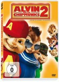 Alvin und die Chipmunks 2 (inkl. Digital Copy) (2009)