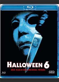 Halloween 6 - Der Fluch des Michael Myers (1995) [FSK 18] [Blu-ray]