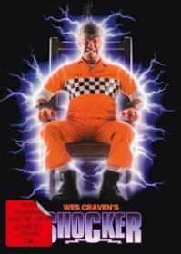 Shocker (Limited Mediabook, Blu-ray+DVD, Cover B) (1989) [FSK 18] [Blu-ray]
