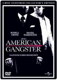 American Gangster - Extended Collectors Edition (2 DVDs im Steelbook) (2007)