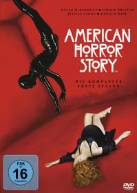 American Horror Story - Season 1 (4 DVDs) [Gebraucht - Zustand (Sehr Gut)]
