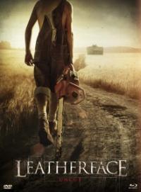 Leatherface (Limited Mediabook, Blu-ray+DVD, Cover B) (2017) [FSK 18] [Blu-ray]