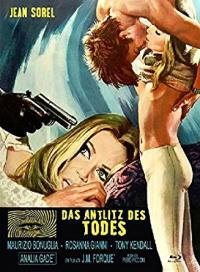 Das Antlitz des Todes (Limited Mediabook, Blu-ray+DVD, Cover A) (1971) [FSK 18] [Blu-ray]