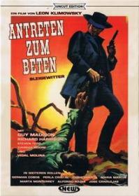 Antreten zum Beten (Cover B) (1970) [FSK 18]