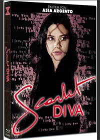 Scarlet Diva (Limited Mediabook, Blu-ray+DVD, Cover B) (2000) [FSK 18] [Blu-ray]
