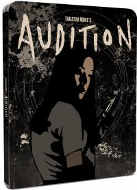 Audition (Limited Steelbook, Blu-ray+DVD) (1999) [FSK 18] [UK Import] [Blu-ray]