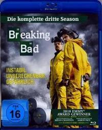Breaking Bad - Die komplette dritte Season (3 Discs) [Blu-ray]