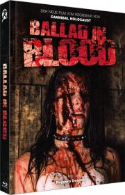 Ballad in Blood (Limited Mediabook, Blu-ray+DVD, Cover A) (2016) [FSK 18] [Blu-ray]