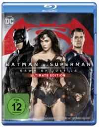 Batman v Superman: Dawn of Justice (Ultimate Edition) (2016) [Blu-ray]