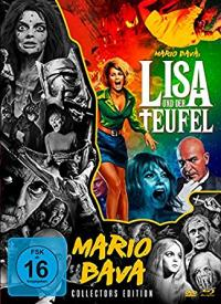 Lisa und der Teufel (Limited Collector's Edition, Blu-ray+2 DVDs) (1972) [Blu-ray]