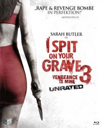 I Spit on your Grave 3 - Vengeance is Mine (Uncut, im Schuber) (2015) [FSK 18] [Blu-ray]