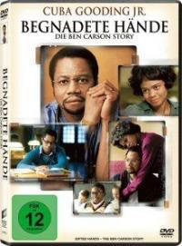 Begnadete Hände - Die Ben Carson Story (2009) [EU Import mit dt. Ton]