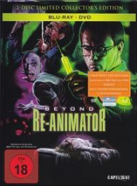 Beyond Re-Animator (Limited Mediabook, Blu-ray+DVD) (2003) [FSK 18] [Blu-ray]