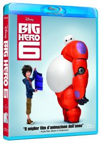 Baymax - Riesiges Robowabohu (Big Hero 6) (2014) [EU Import mit dt. Ton] [Blu-ray]