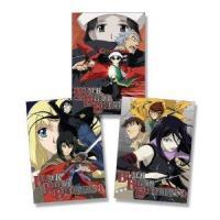 Black Blood Brothers, Vol. 01 bis 03, Komplett-Set (3 DVDs)