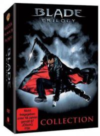 Blade Trilogy - The Collection (3 DVDs) [FSK 18]