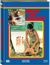 Cannibal Holocaust (Nackt und Zerfleischt) (3 Disc Limited Mediabook, Blu-ray+2 DVDs, Cover B) (1980) [FSK 18] [Blu-ray]